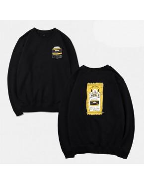 Blusa BTS BT21 Chimmy Mustard