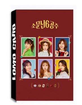 Lomo Card Apink