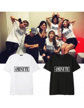 Camiseta 4minute