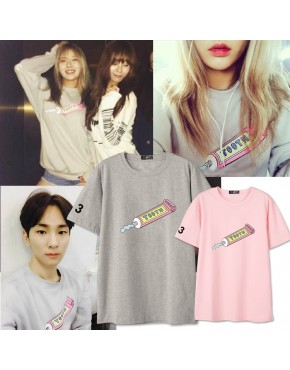 Camiseta 4minute SHINee