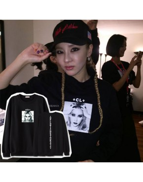 Blusa 2ne1 CL Hello Bitches