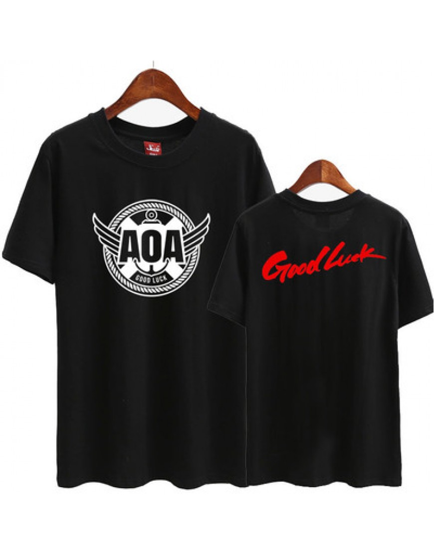 Camiseta AOA Good Luck popup