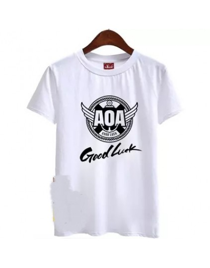 Camiseta AOA Good Luck