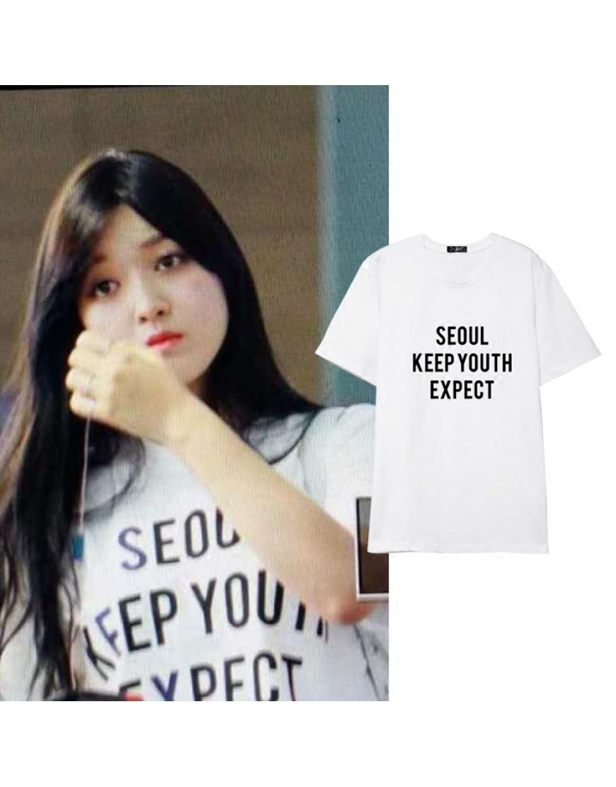 Camiseta AOA Chanmi popup