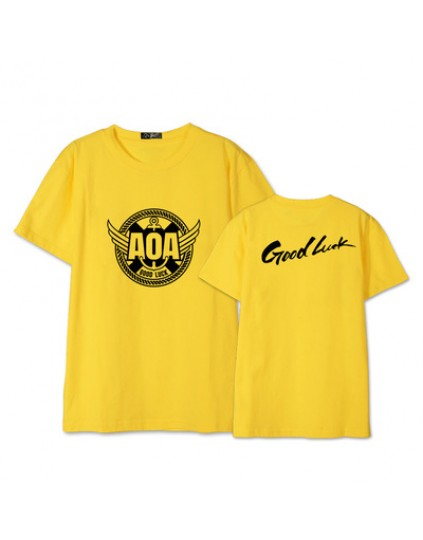 Camiseta AOA Good Luck