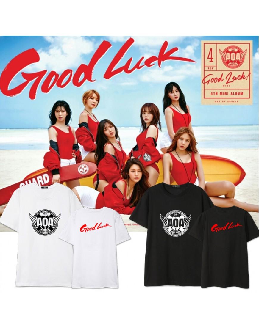 Camiseta AOA Good Luck popup