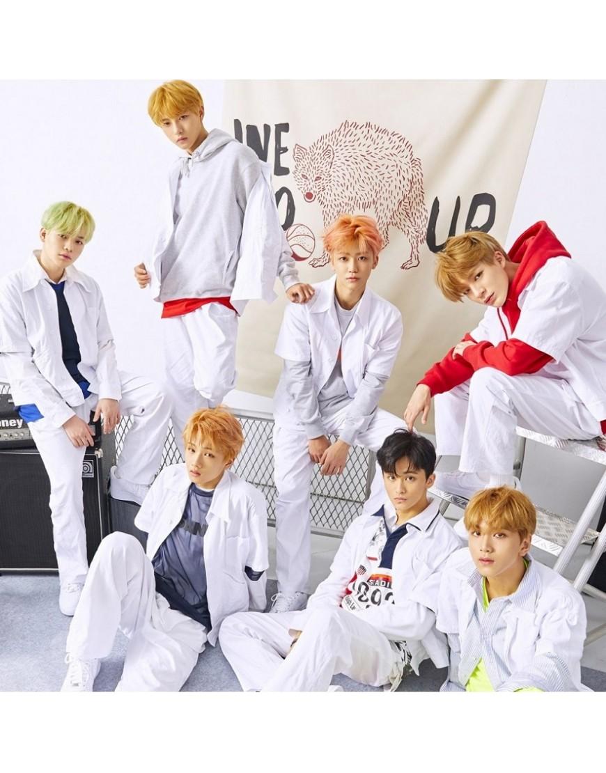 NCT DREAM - Mini Album Vol.2 [We Go Up] CD popup