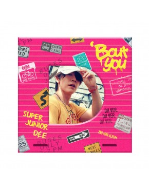 Super Junior D&E - Mini Album Vol.2 [Bout You] (Donghae Version)