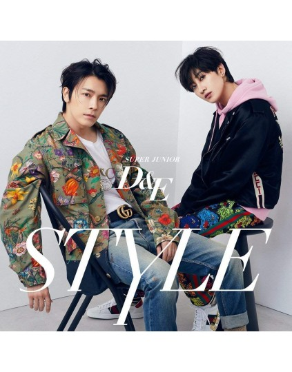 SUPER JUNIOR-D&E- STYLE