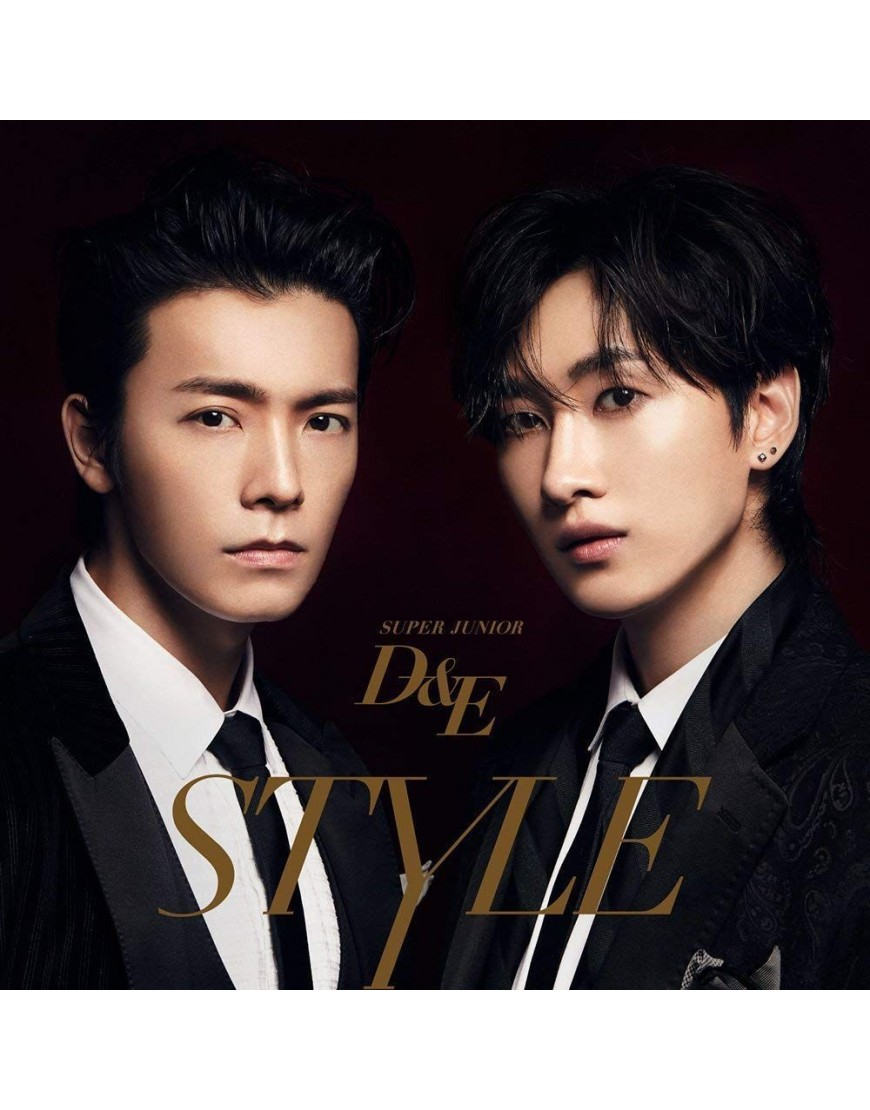 SUPER JUNIOR-D&E- STYLE [CD+DVD] popup