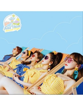 Red Velvet - Summer Mini Album [Summer Magic] CD