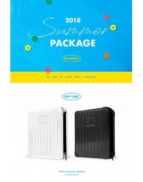 BTS - 2018 BTS SUMMER PACKAGE VOL.4 Photobook