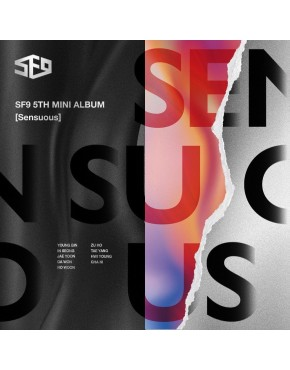 SF9 - Mini Album Vol.5 [Sensuous]