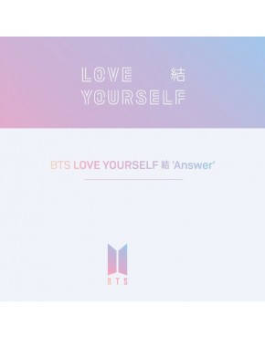 Combo BTS - Repackage Album [LOVE YOURSELF 結 'Answer'] CD