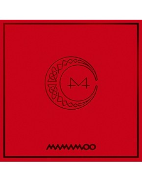 MAMAMOO - Mini Album Vol.7 [RED MOON]