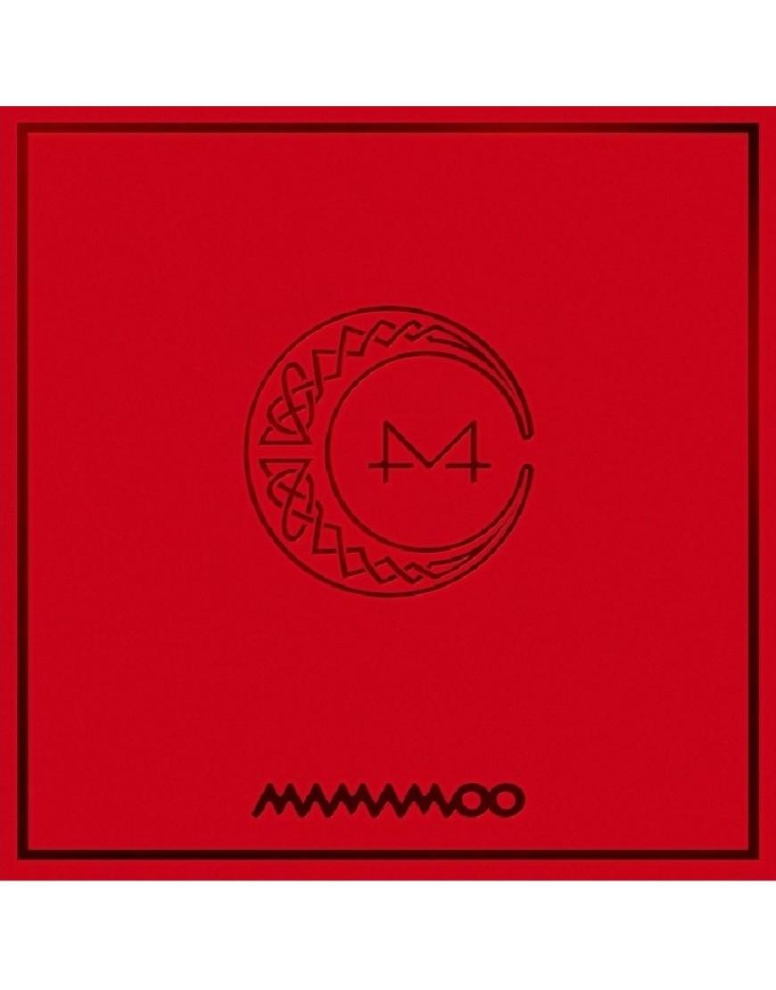 MAMAMOO - Mini Album Vol.7 [RED MOON] popup