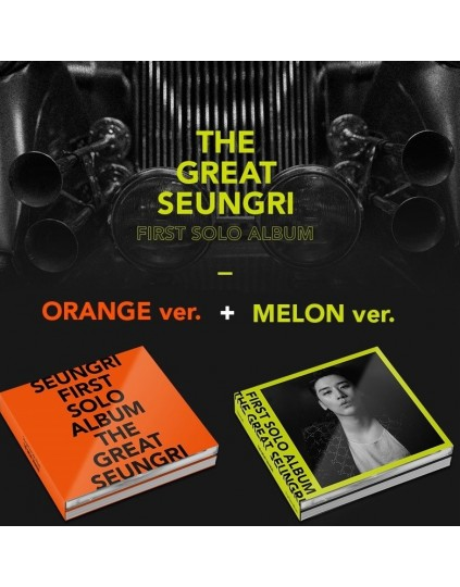 Combo Big Bang Seung Ri - Album Vol.1 [THE GREAT SEUNGRI]