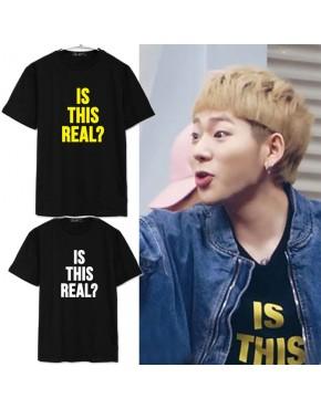Camiseta BlockB