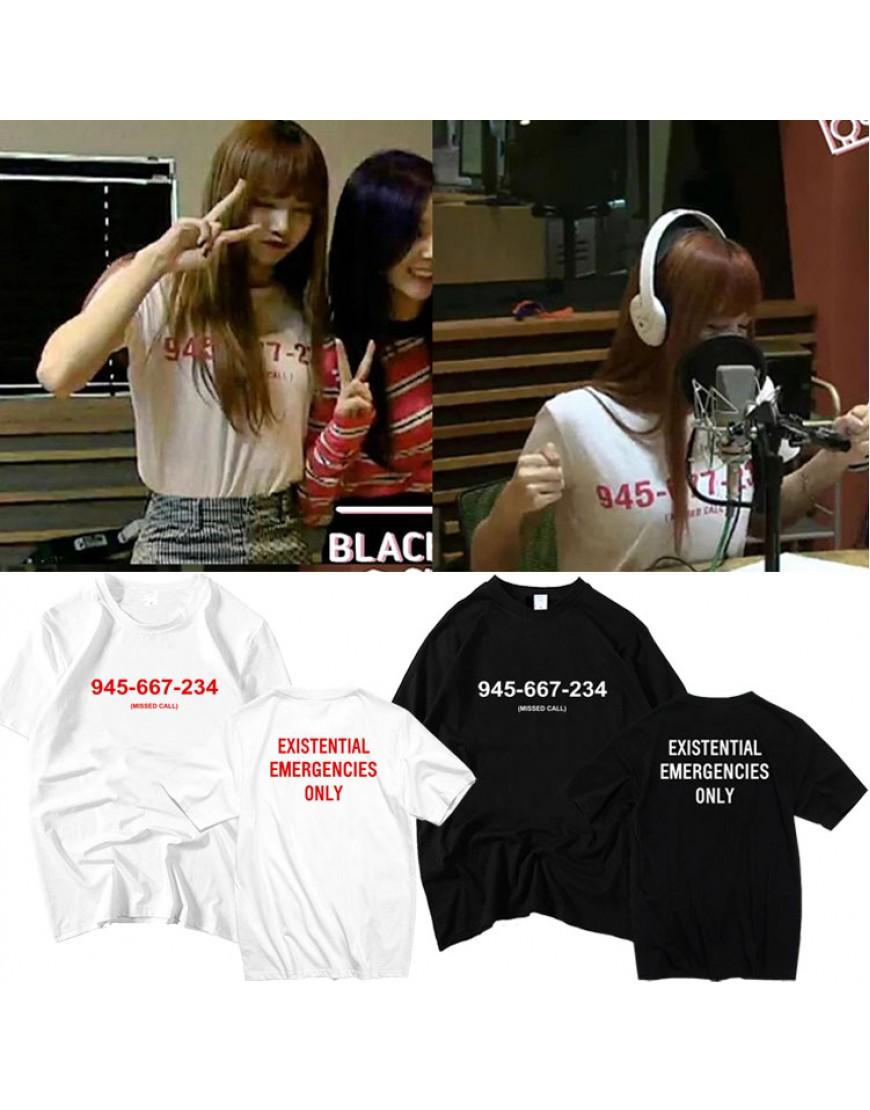 Camiseta Lisa Blackpink popup