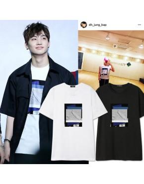 Camiseta Daehyun e JB