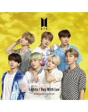 BTS- Lights/Boy With Luv [Limited Edition Type C] CD