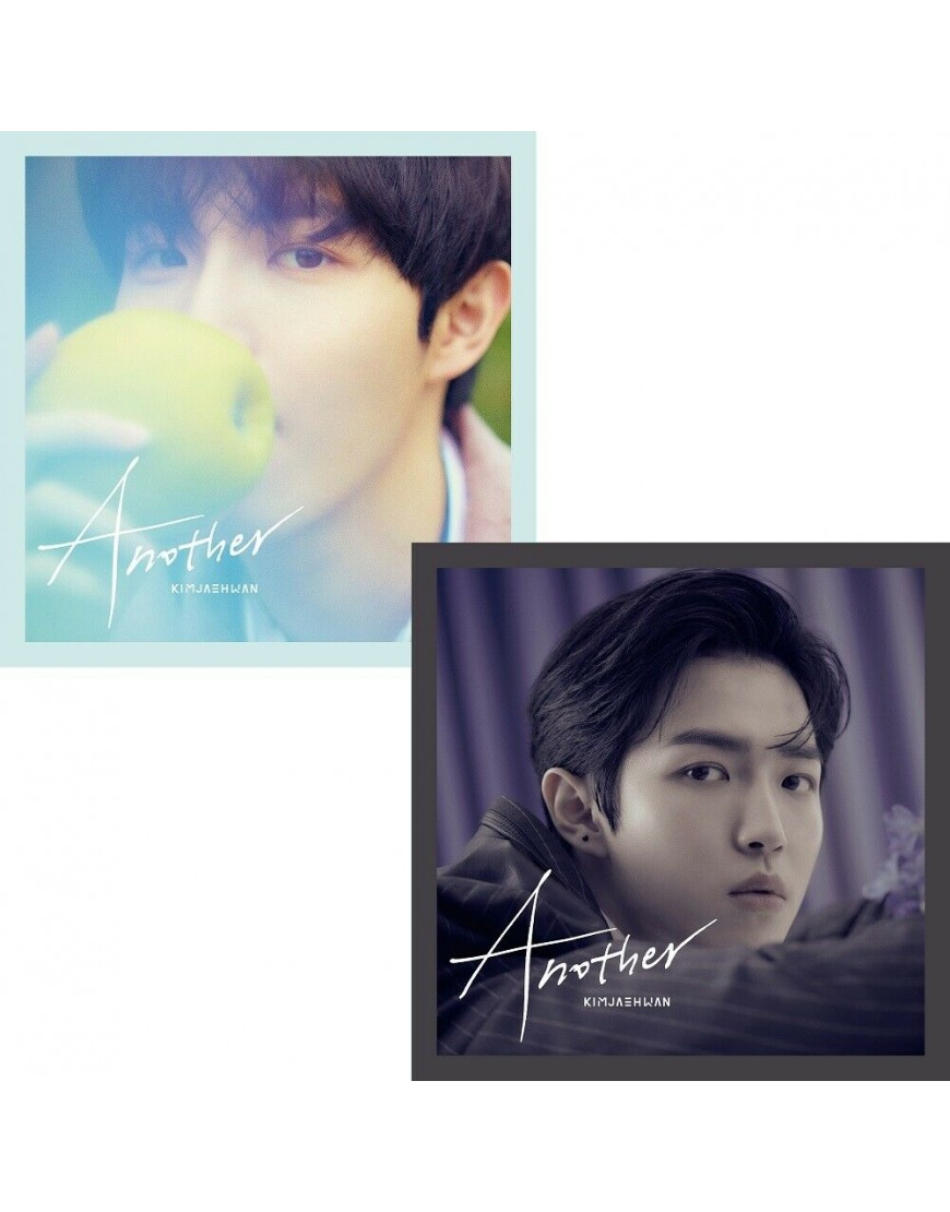 Kim Jae Hwan - Another CD popup