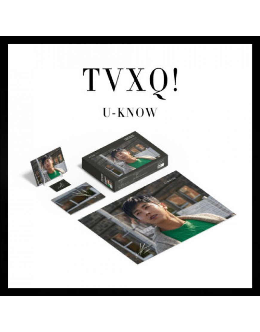TVXQ! - Puzzle Package (U-Know Version) popup