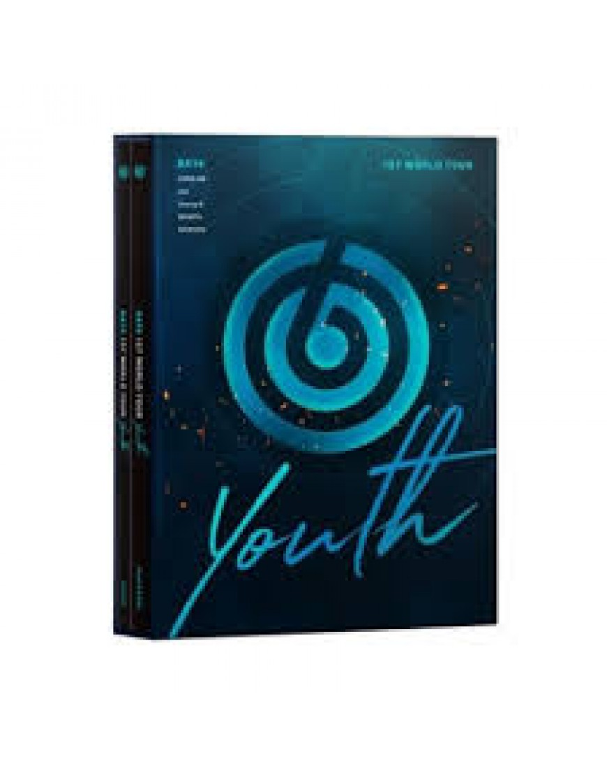 DAY6 - 1st World Tour [YOUTH] DVD popup