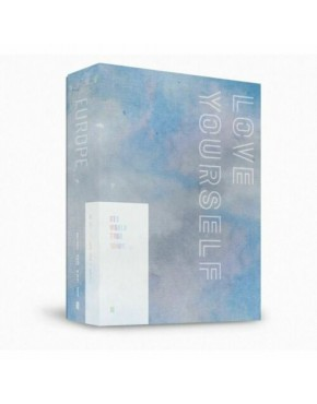 BTS - BTS WORLD TOUR 'LOVE YOURSELF' NEW YORK DVD