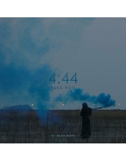 PARK BOM (2NE1) - re:BLUE ROSE CD