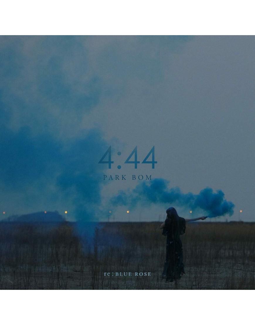 PARK BOM (2NE1) - re:BLUE ROSE CD popup