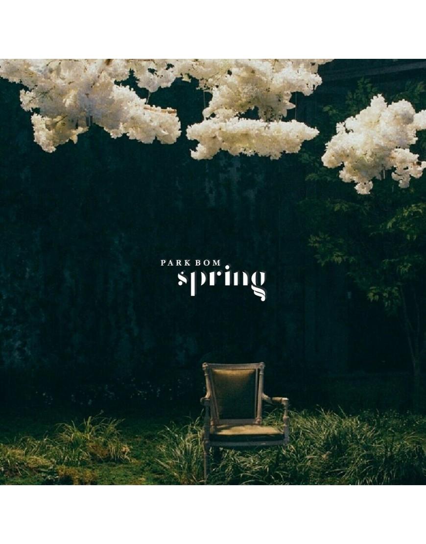 Park Bom (2NE1) - Spring CD popup