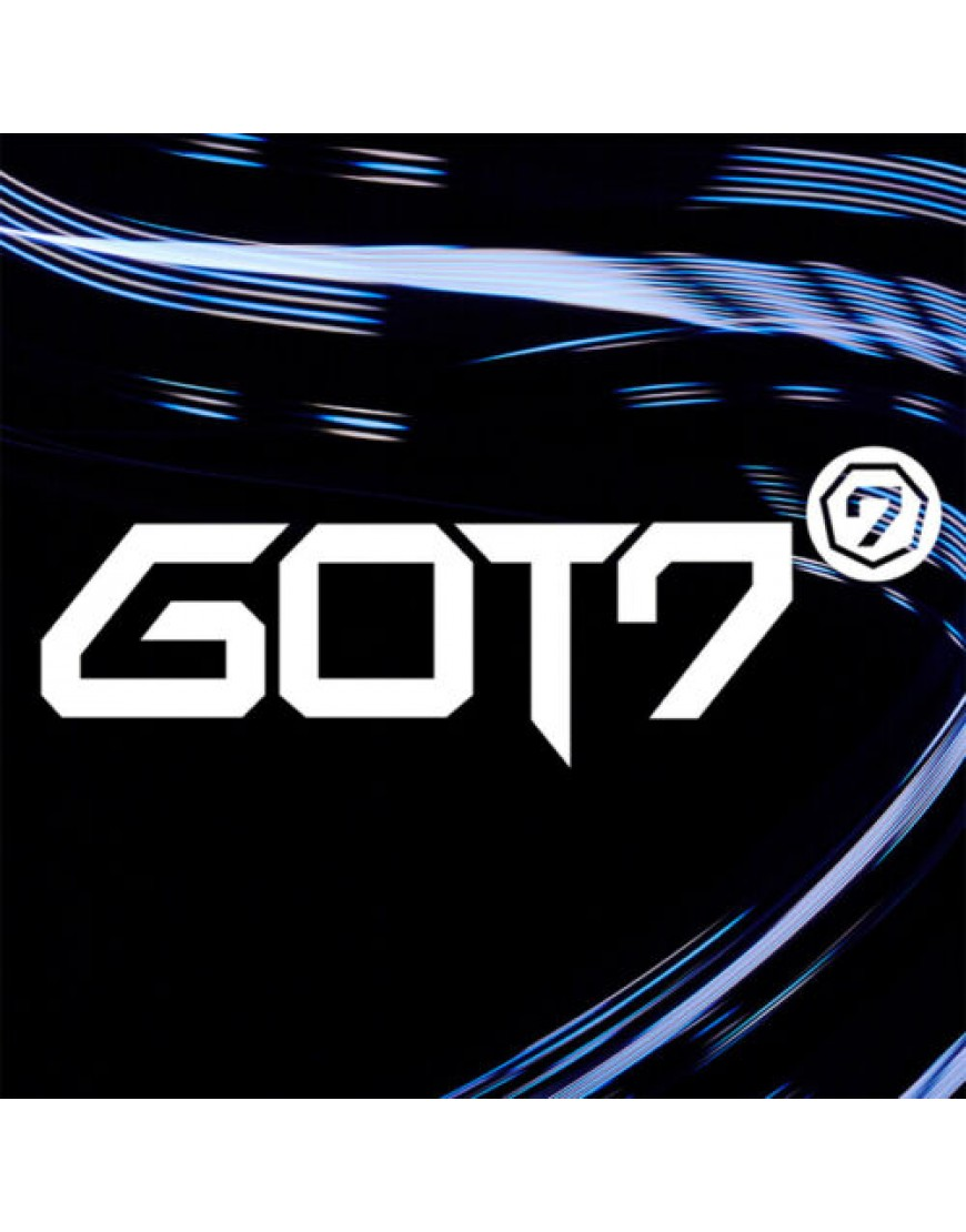 GOT7 - SPINNING TOP CD popup