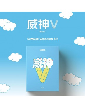 NCT WayV - 2019 WayV SUMMER VACATION KIT