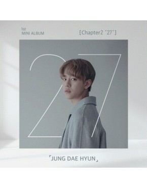 "JUNG DAE HYUN - Chapter2 ""27"" CD"