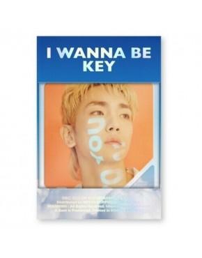 KEY (SHINee) - I Wanna Be - Kihno Album CD