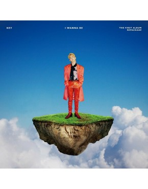 KEY (SHINee) - I Wanna Be CD