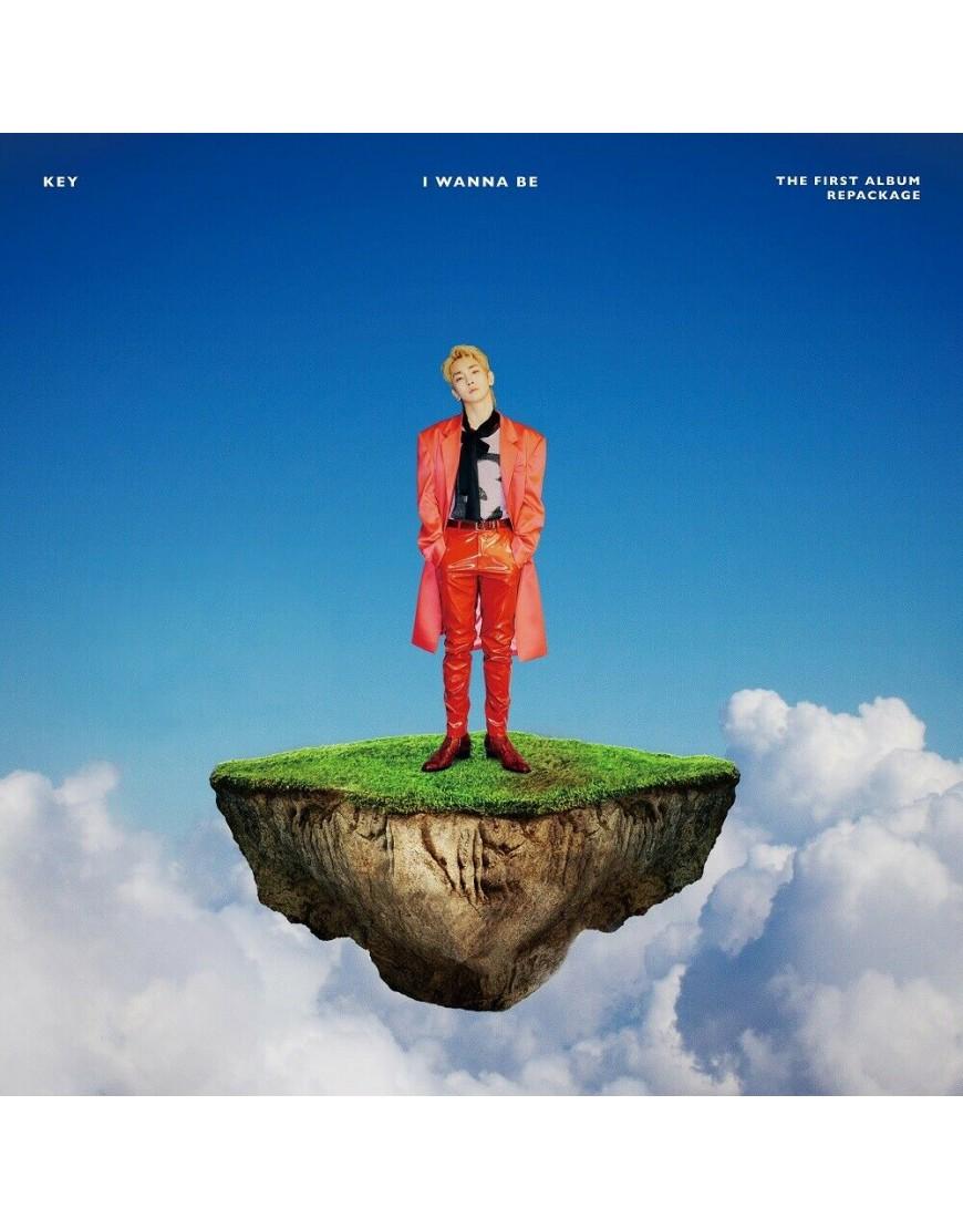 KEY (SHINee) - I Wanna Be CD popup