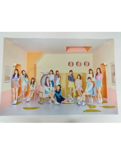 IZ*ONE - Mini Album Vol.1 [COLOR*IZ]