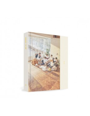 BTS - 2018 BTS EXHIBITION BOOK [오,늘] Photobook