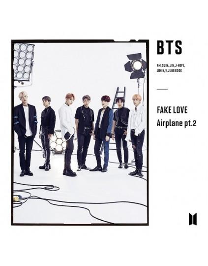 BTS- FAKE LOVE / Airplane pt.2 [ Limited Edition / Type B]