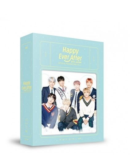 BTS Japan Official Fanmeeting Vol 4 [Happy Ever After]