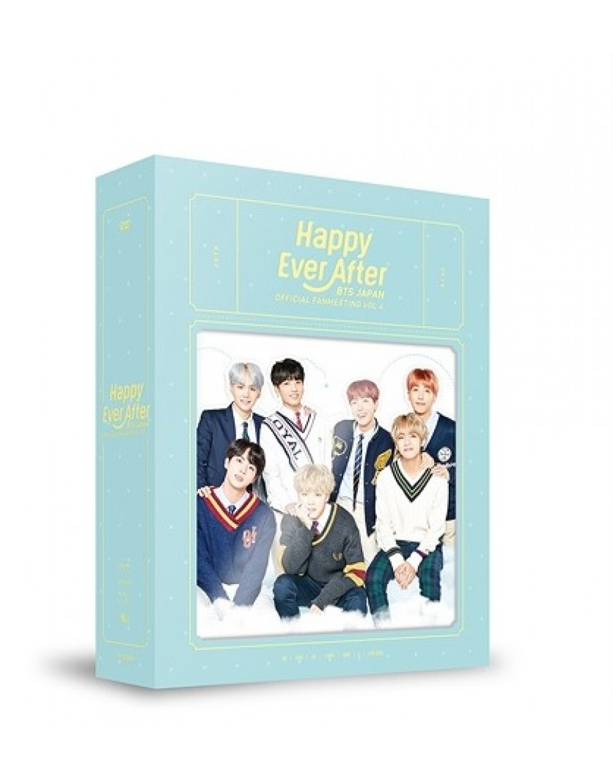BTS Japan Official Fanmeeting Vol 4 [Happy Ever After] popup
