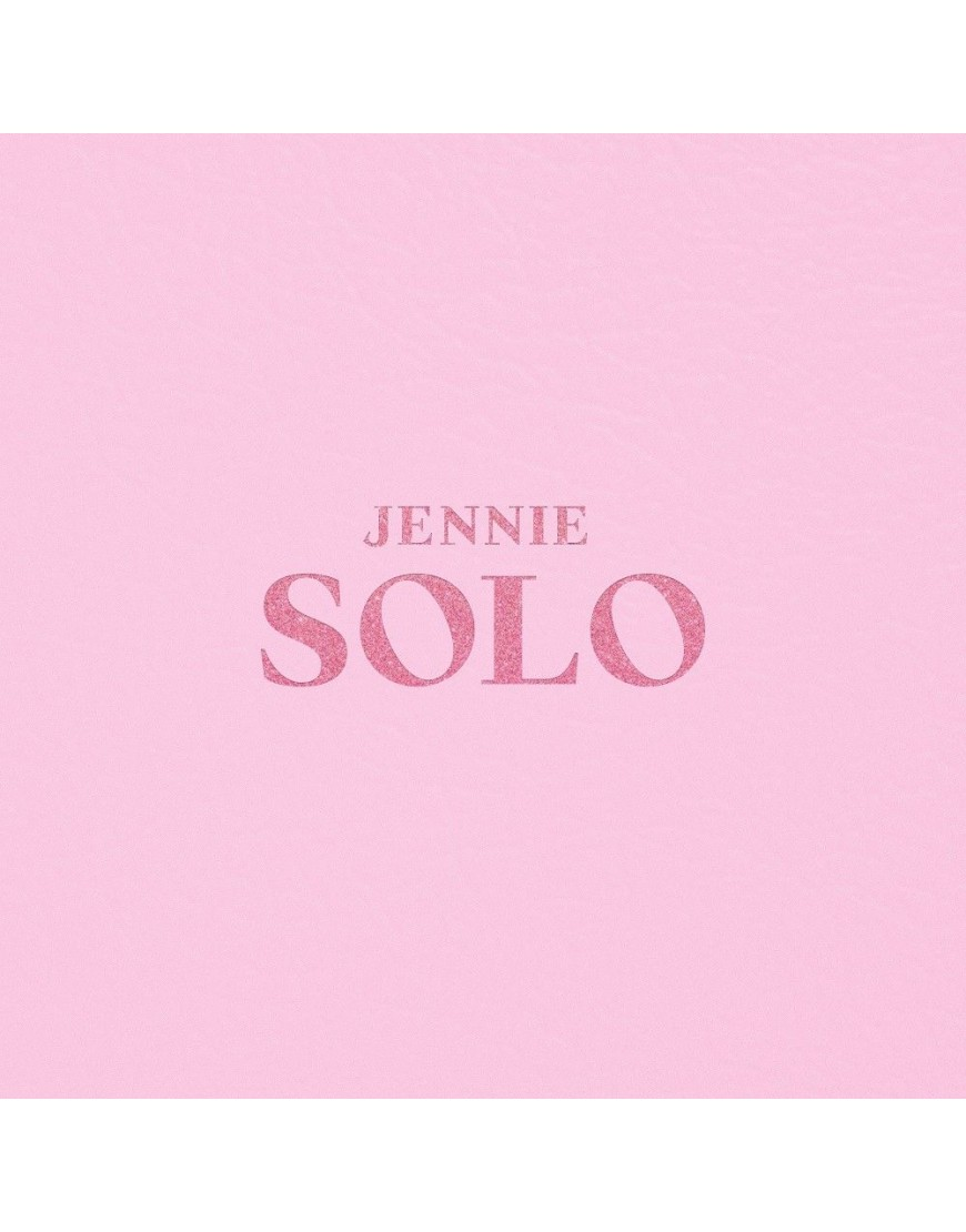 JENNIE ( Blackpink)- [SOLO] PHOTOBOOK  popup