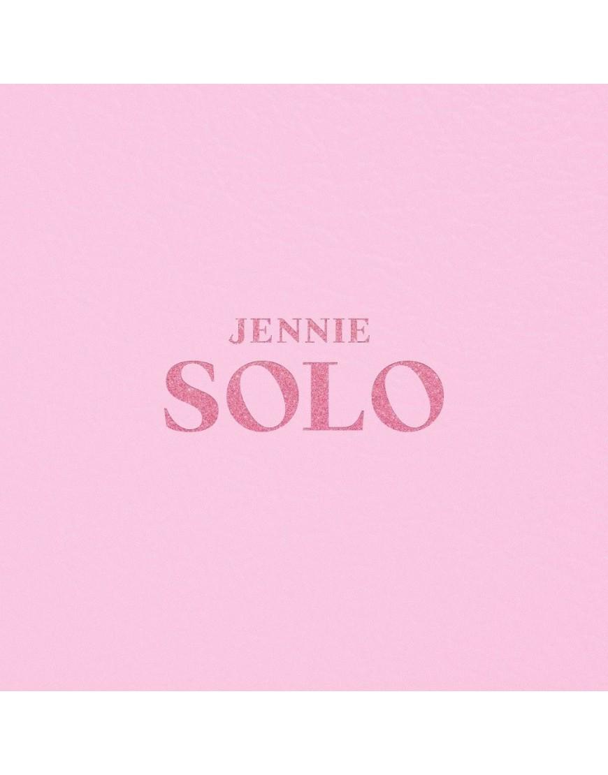 JENNIE ( Blackpink)- [SOLO] PHOTOBOOK  popup