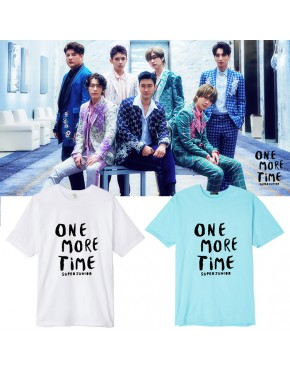 Camiseta Super Junior One More Time