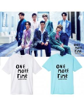 Camiseta Super Junior One More Time