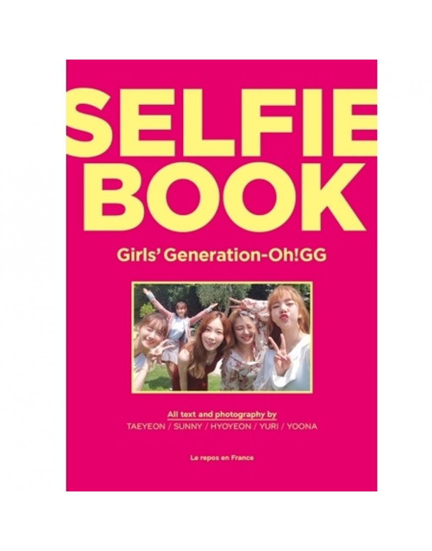 Girls' Generation - SELFIE BOOK : Girls' Generation-Oh!GG popup