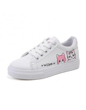 Tênis Coreano Ulzzang Cat