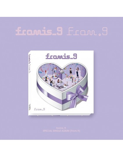 fromis_9 - Special Single Album [From.9] CD